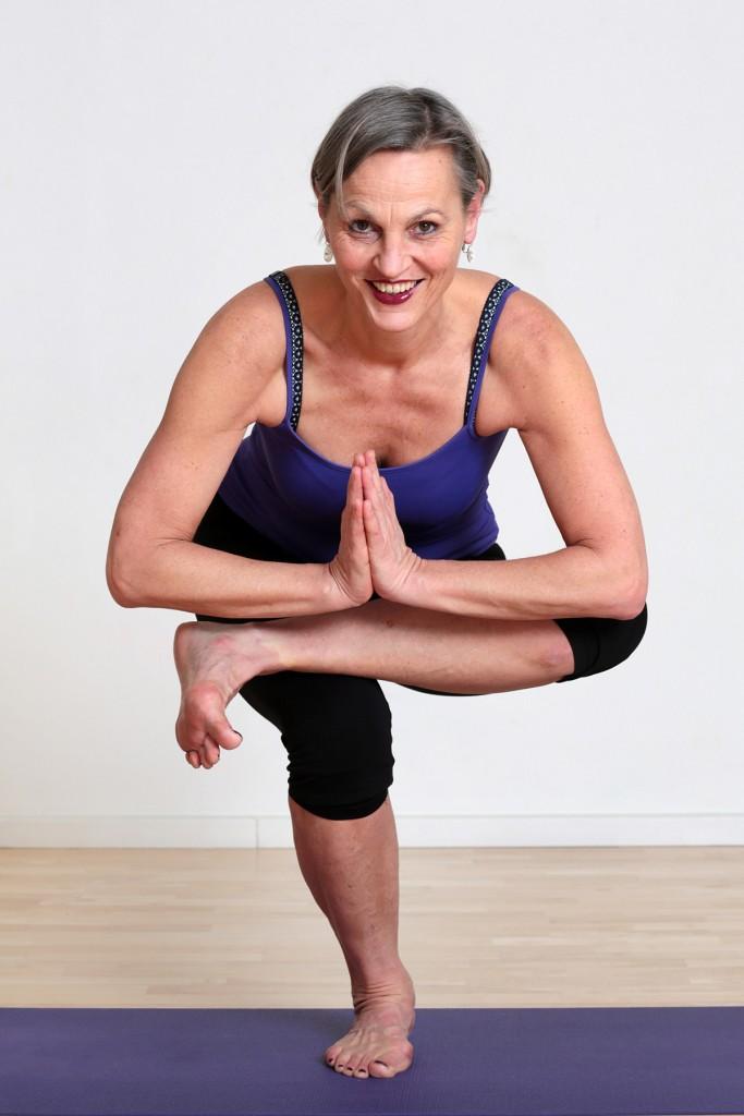 Yoga-Balance-Vertrauen