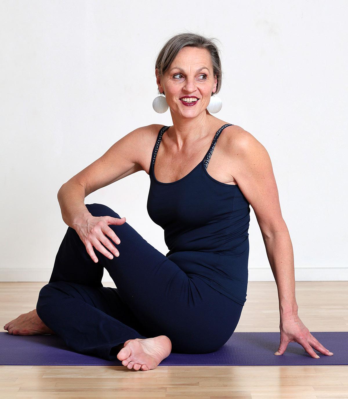 Yoga-Achtsamkeit