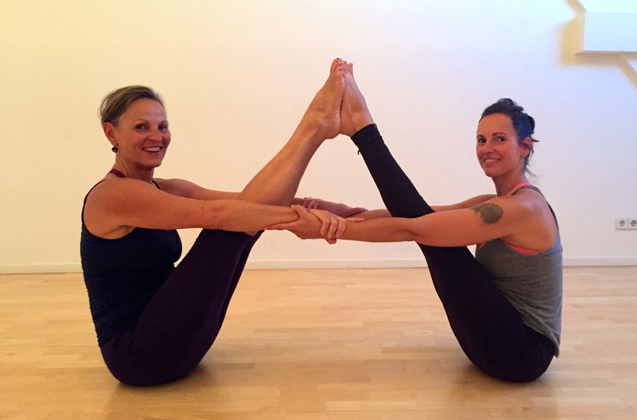 Mona Seyferth Yogalehrerin